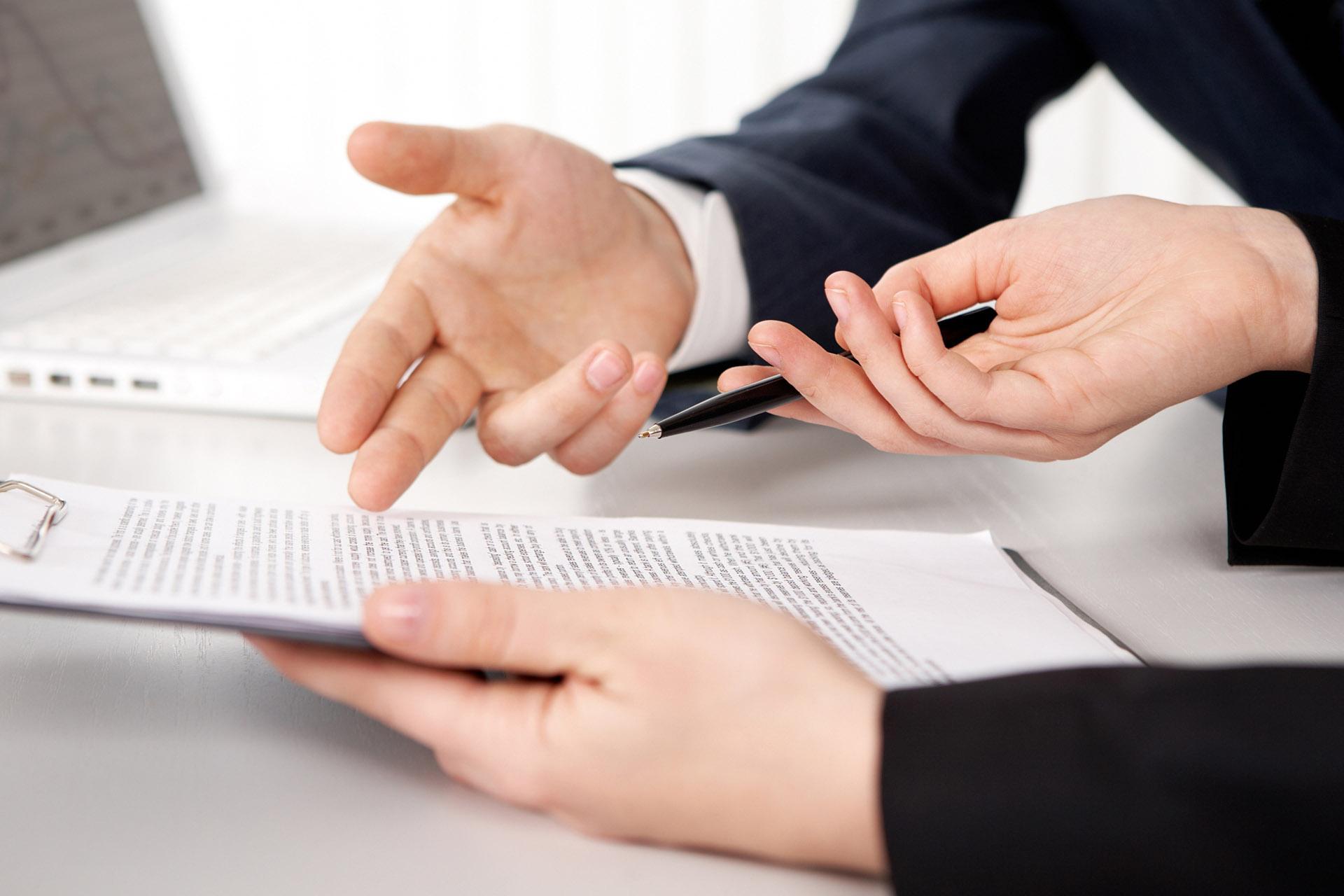 Asesoramos en todo tipo de procedimientos laborales, entre los que se encuentran